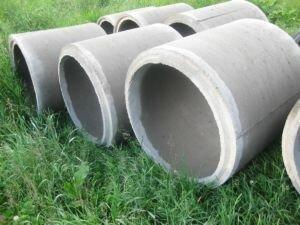 Українські бетонні кільця для криниць та каналізацій, кришки